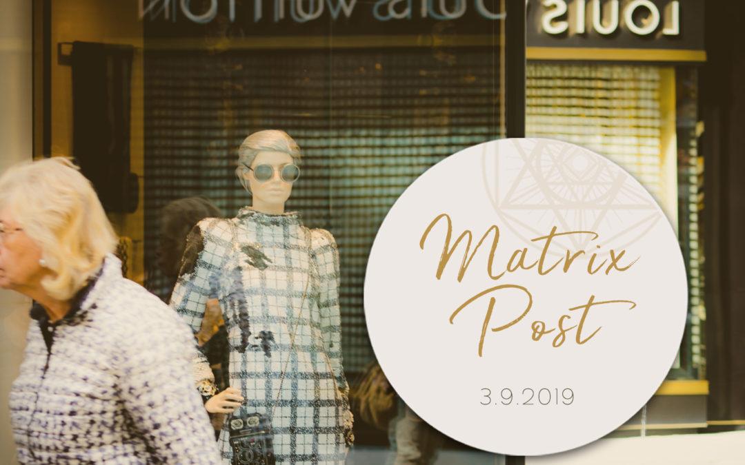 Matrix Post 3.9.