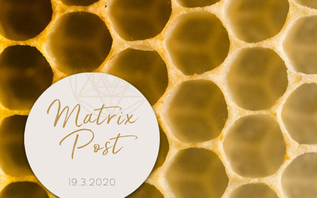 Matrix-Post 19.3.