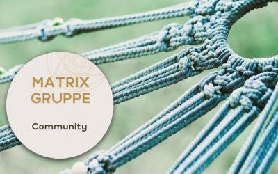 Community Matrix-Gruppe